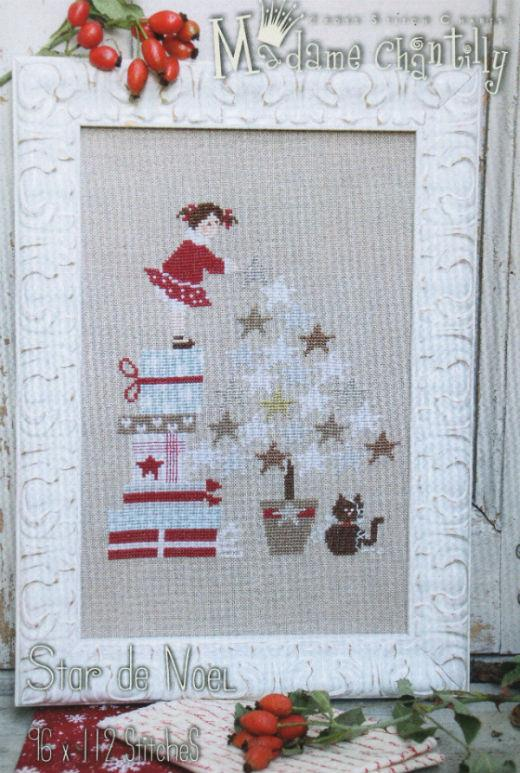 Star De Noel - click here for more details about chart