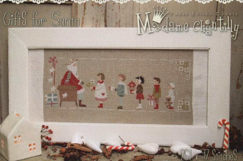 click here to view larger image of Gift For Santa (chart)