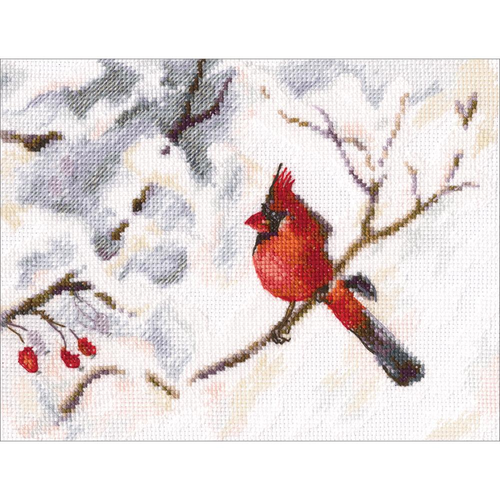 click here to view larger image of Pearl Morning (counted cross stitch kit)