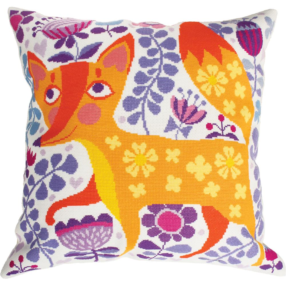 click here to view larger image of Foxy Beauty (counted cross stitch kit)