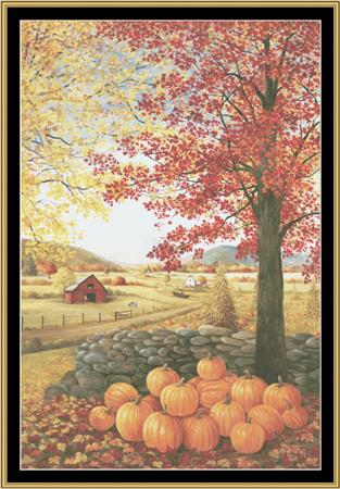 click here to view larger image of Autumn Splendor (chart)