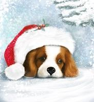 click here to view larger image of Christmas Puppy (chart)