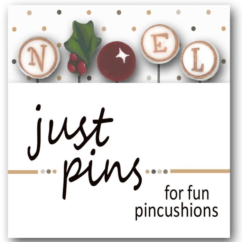 click here to view larger image of Just Pins - N Is For Noel (pin)