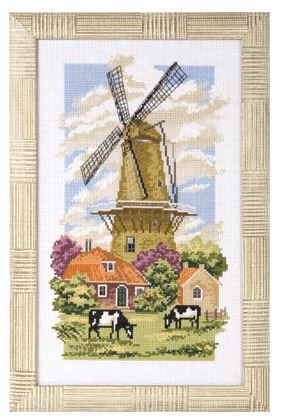 click here to view larger image of PS-0707 (counted cross stitch kit)