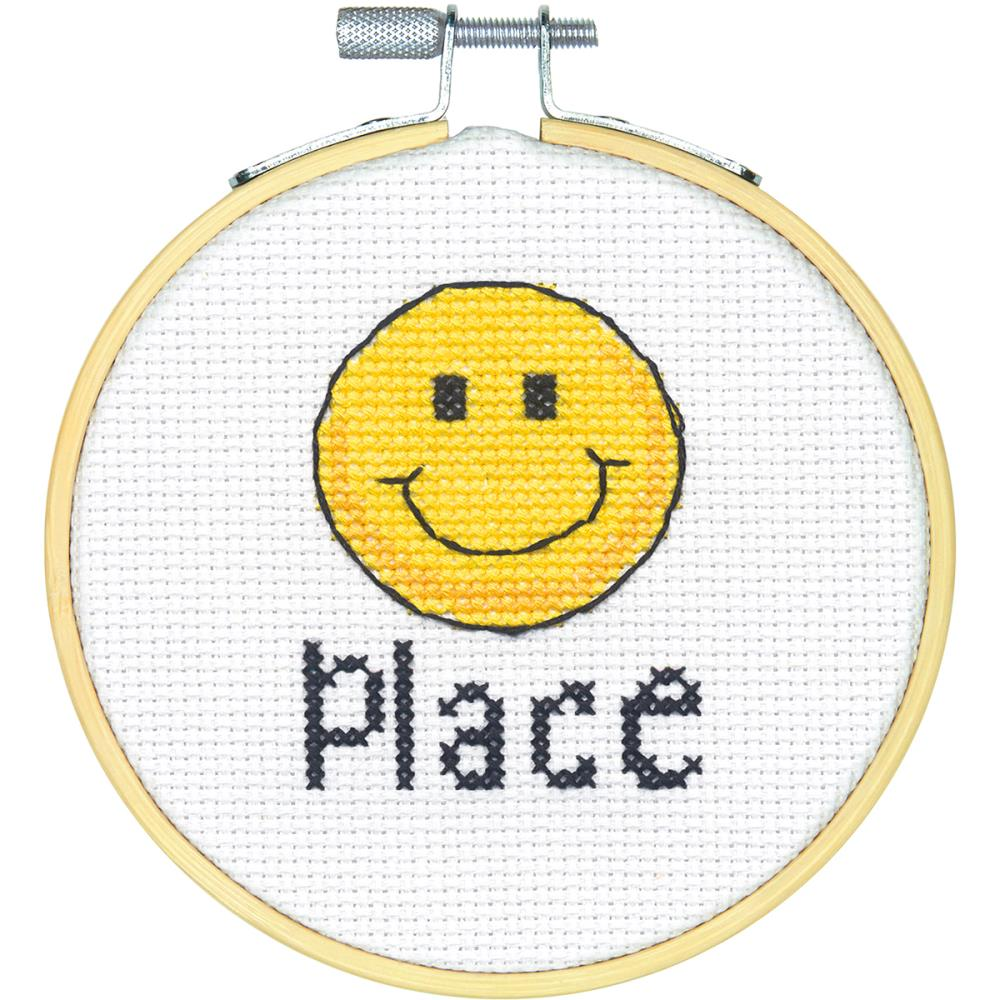 click here to view larger image of Stitch Wits Happy Place (chart)