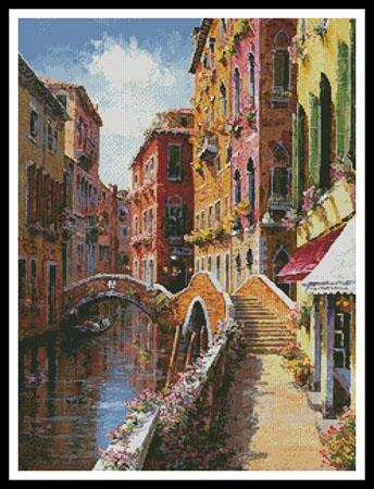 click here to view larger image of Double Bridge Venice (chart)