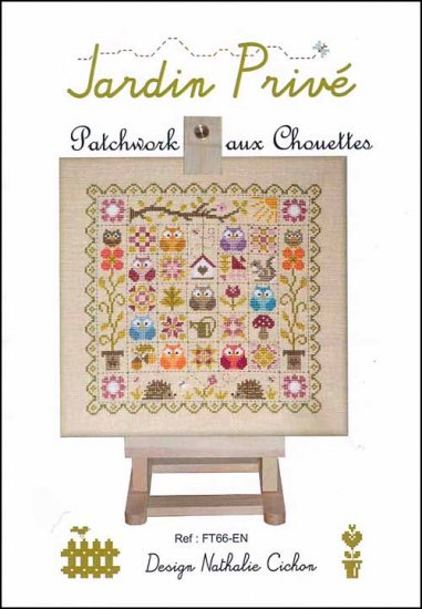 click here to view larger image of Patchwork Aux Chouettes (chart)