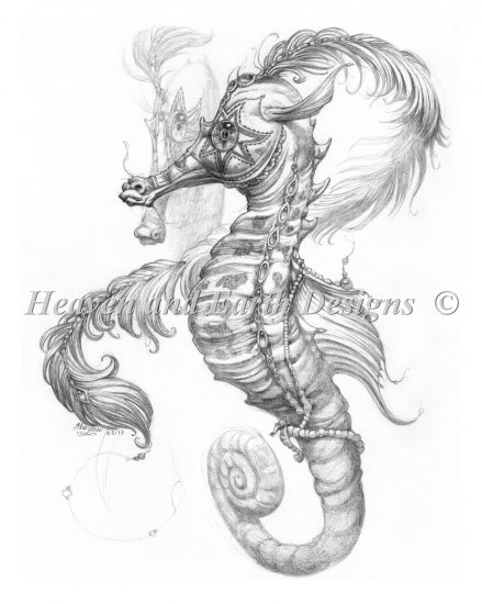 click here to view larger image of Seahorse (chart)