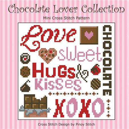 click here to view larger image of Chocolate Lovers Collection (chart)