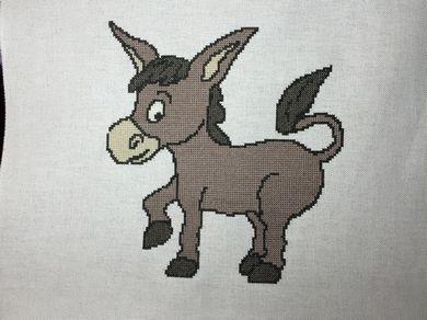 click here to view larger image of Cartoon Donkey (chart)