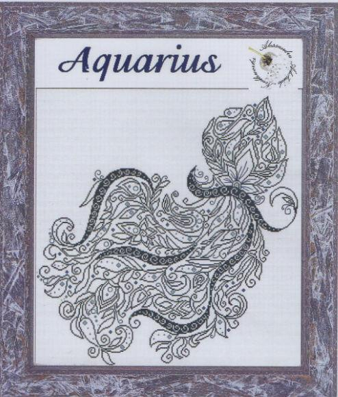 click here to view larger image of Aquarius (chart)