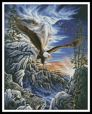 click here to view larger image of Ten Eagles (chart)