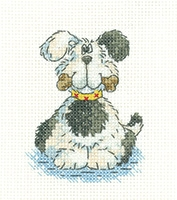 click here to view larger image of Patch - Simply Heritage (Aida Kit) (counted cross stitch kit)