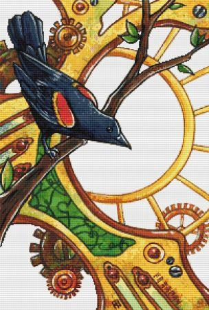 click here to view larger image of Clockwork Blackbird (chart)