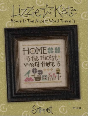 click here to view larger image of Home Is The Nicest Word There Is - Snippet (chart)
