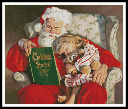 Christmas Stories - click here for more details about chart
