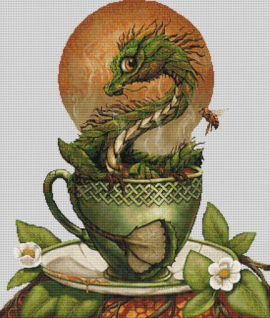click here to view larger image of Tea Dragon (chart)