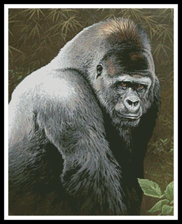 click here to view larger image of Great Ape (Crop) (chart)