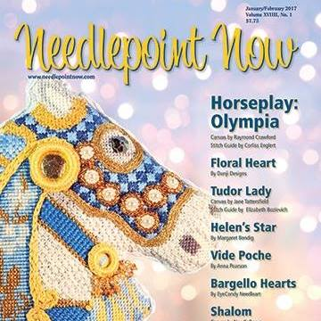 click here to view larger image of Needlepoint Now January/February 2017 (magazines)