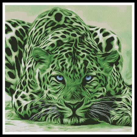 click here to view larger image of Green Leopard (chart)