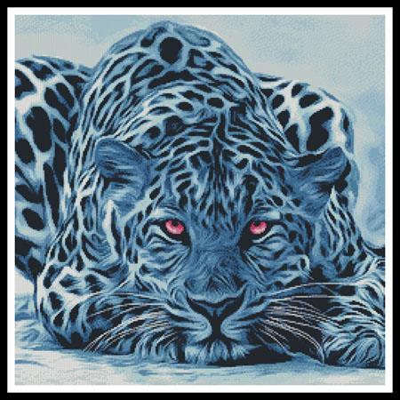 click here to view larger image of Blue Leopard (chart)