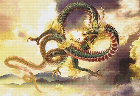 click here to view larger image of Chinese Dragon 2 (chart)