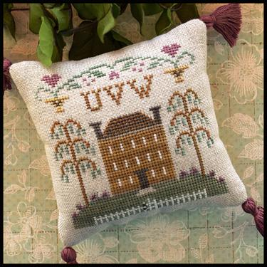 click here to view larger image of UVW Sampler - ABC Sampler Series 8 (chart)