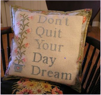 click here to view larger image of Dont Quit Your Day Dream (chart)