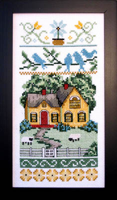 click here to view larger image of Country Style Sampler (chart)