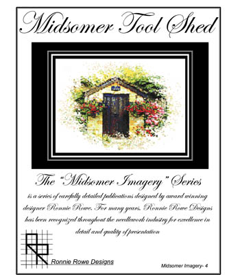click here to view larger image of Midsomer Tool Shed (chart)