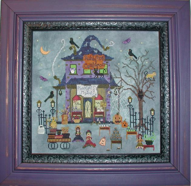 click here to view larger image of Sale At The Bubbling Cauldron (chart)