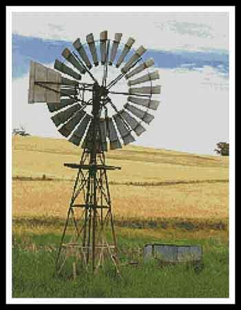 click here to view larger image of Australian Windmill (chart)
