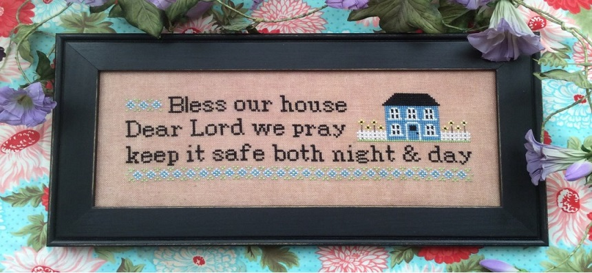 click here to view larger image of Bless Our House (chart)