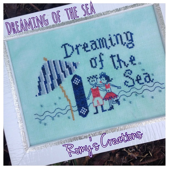 click here to view larger image of Dreaming Of The Sea (chart)