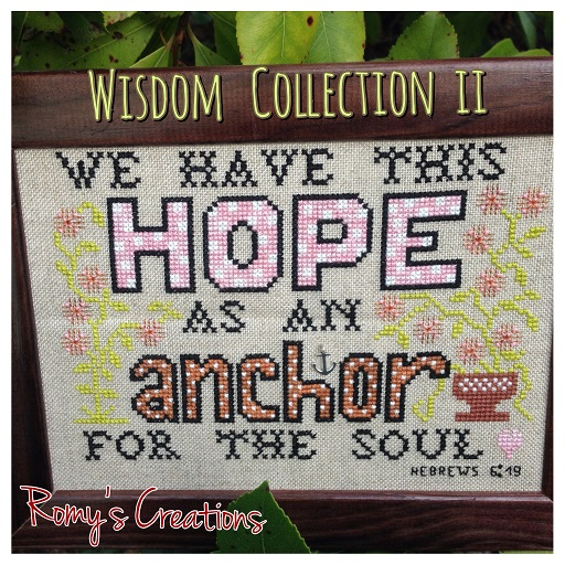 click here to view larger image of Wisdom Collection II (chart with charms/buttons)