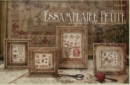 click here to view larger image of Essamplaire Petite Collection 1 (chart)