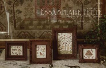 click here to view larger image of Essamplaire Petite Collection II (chart)