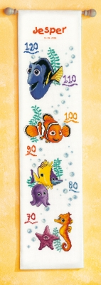 click here to view larger image of Nemo Height Chart (None Selected)