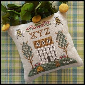 click here to view larger image of XYZ Sampler - ABC Sampler Series 9 (chart)