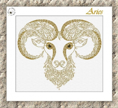 click here to view larger image of Aries (chart)
