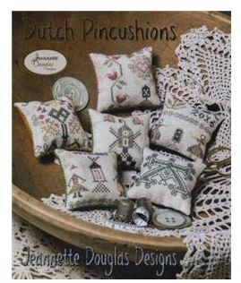 click here to view larger image of Dutch Pincushion (chart)