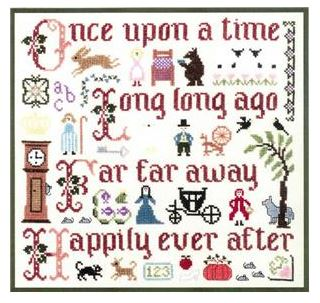 click here to view larger image of Fairy Tale Sampler (chart)