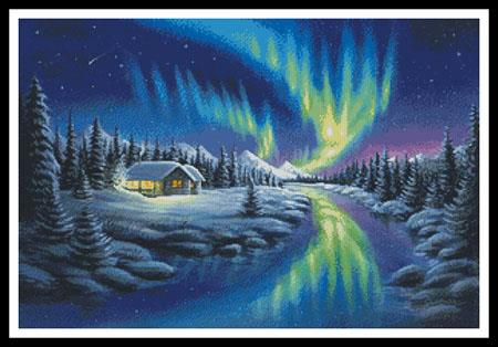 click here to view larger image of Make A Wish Painting (chart)