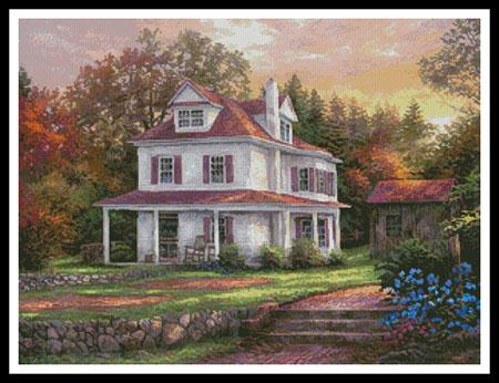 click here to view larger image of Stone Terrace Farm (chart)