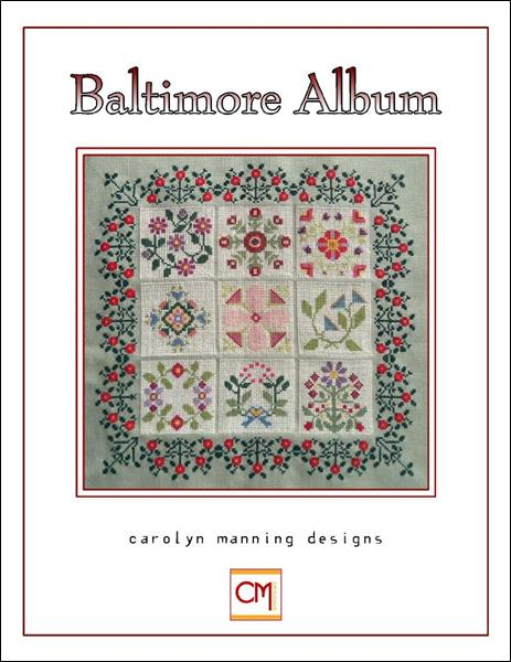 click here to view larger image of Baltimore Album (chart)