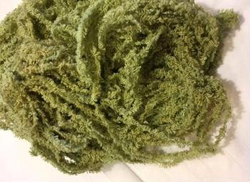click here to view larger image of Algae - Chenille (fiber)