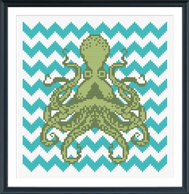 click here to view larger image of Chevron Octopus (chart)