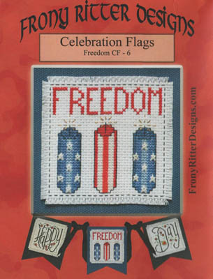 click here to view larger image of Celebration Flags - Freedom (chart)