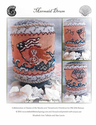 click here to view larger image of Mermaid Drum (chart)