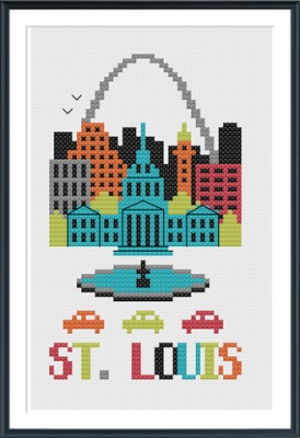 click here to view larger image of St Louis (chart)